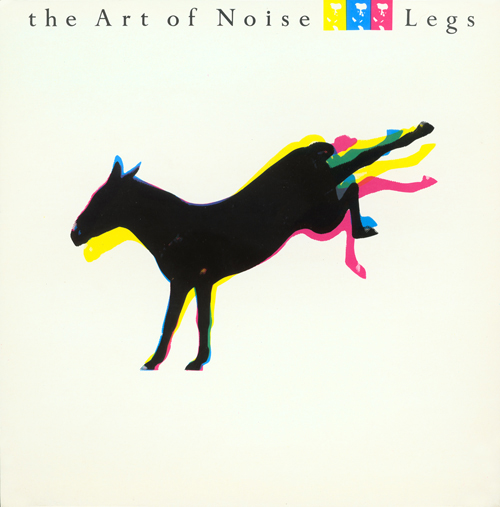 The Art of Noise Legs 12 inch single 1985