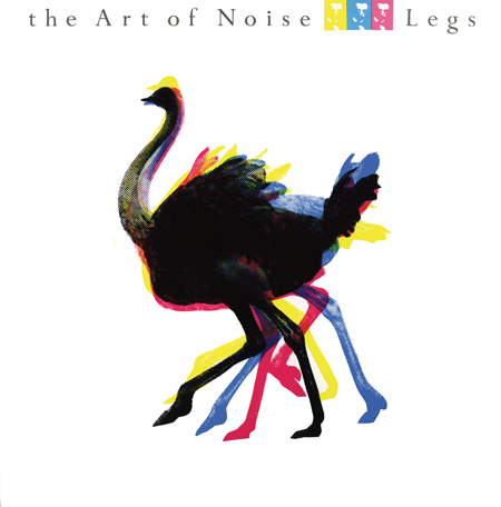 The Art of Noise legs single 1985