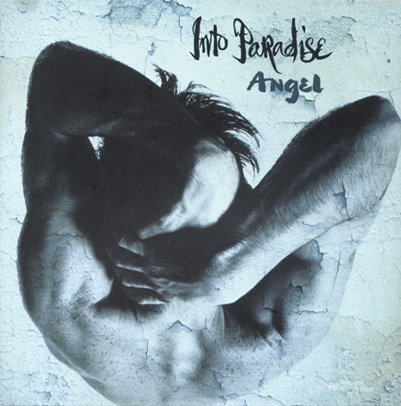 Into Paradise Angel single 1991 Photography by Ewan Fraser