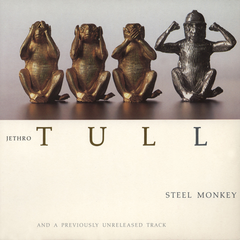 Jethro Tull Steel Monkey 1987 Photography by Phil Jude