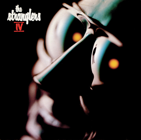 The Stranglers IV album sleeve 1979 by John Pasche Photography by Phil Jude